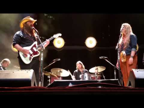 Chris Stapleton (and Morgane) - Smooth as Tennessee Whiskey (10/14/2016) Nashville, TN