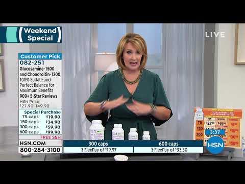 Conținut de condroitină și glucozamină în produse