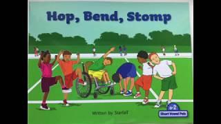 8.  Hop, Bend, Stomp
