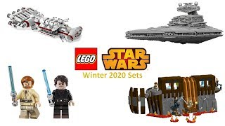 lego star wars 2020 sets leaked - TH-Clip