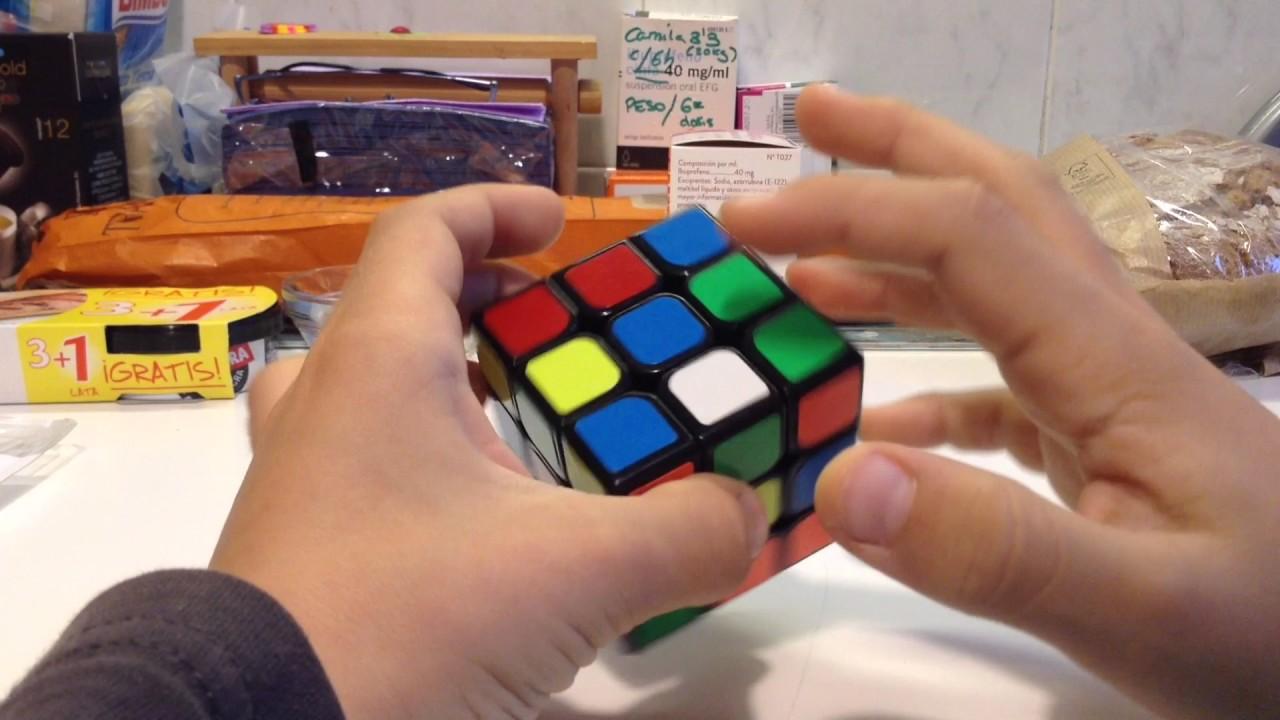 Agosto Oliver Producciones - El cubo