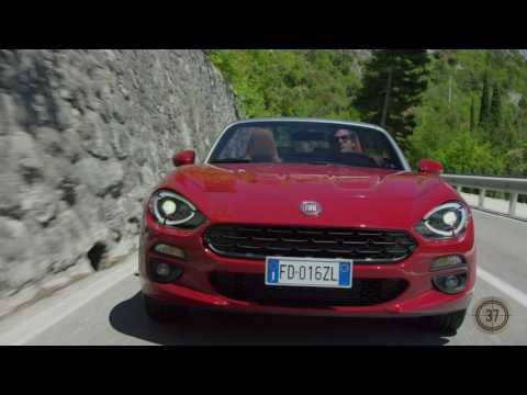 50 years of journey. Fiat 124 Spider