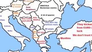 Europe According to Croatians - Pt.1