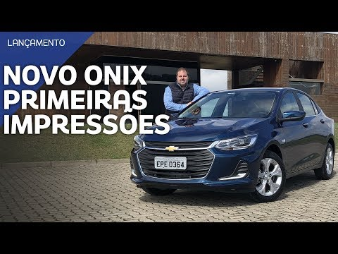 Novo Chevrolet Onix Plus 2020: Andamos no mini-Cruze