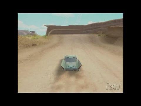 Видео № 0 из игры Cars (Тачки) (Б/У) [PSP]