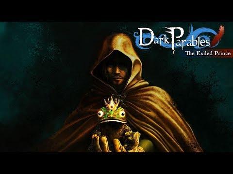 Темные притчи. Зачарованный принц прохождение #1