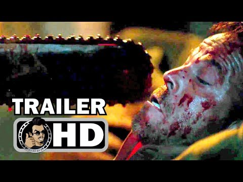 New Official Trailer for Leatherface