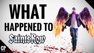 What Really Happened to Saints Row | When Crazy Isn't Enough
