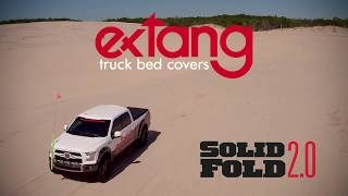 Extang: Upgraded Clamping System on Solid Fold 2.0 Truck Bed Cover