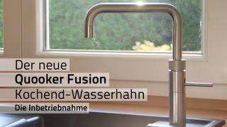 quooker fusion kochendes wasser aus dem wasserhahn. Black Bedroom Furniture Sets. Home Design Ideas