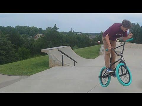 Bedford skatepark session!