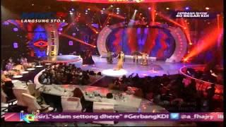 """Zaskia Gotik """" Hayang Kawin """" Gerbang Show 2015 (23/4)"""