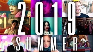Summer '19 (The Megamix) | 2019 Summer Mashup of 60+ Songs