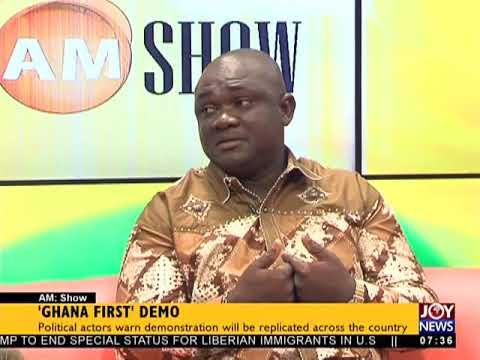 Police Brutality - AM Talk on JoyNews (29-3-18)