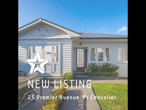 25 Premier Avenue, Pt Chevalier