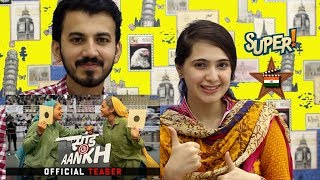 Saand Ki Aankh | Official Teaser | Pakistan Reaction - Taapsee Pannu, Bhumi Pednekar | This Diwali