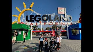 OUR FIRST TRIP TO LEGOLAND CALIFORNIA!