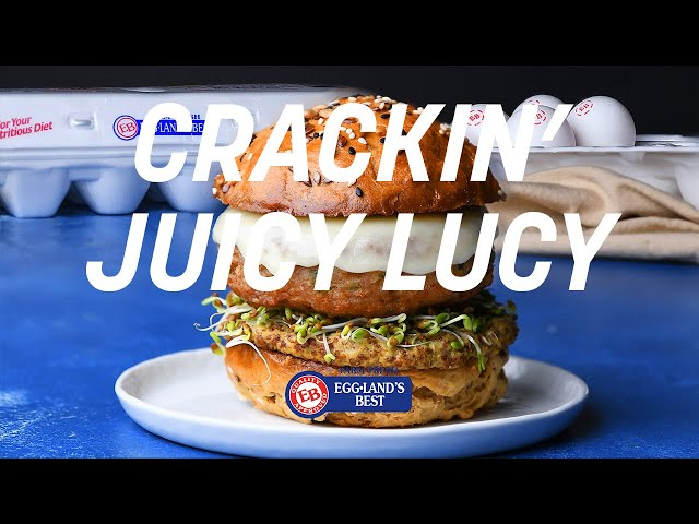 Crackin' Juicy Lucy