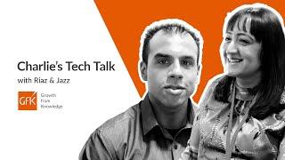 GfK Charlie's Tech Talk   Episode 08
