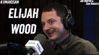 Elijah Wood - Milo Yiannopoulos, Media Bias, Political Divisiveness - Jim Norton & Sam Roberts