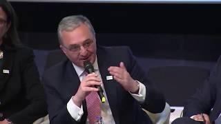 Министр иностранных дел Зограб Мнацаканян принял участие в конференции высокого уровня, посвященной 10-летию Восточного партнерства.