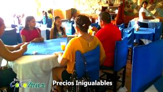 preview picture of video 'Restaurant Coco Mar en Montecristi, R.D by Indetenible Studio HD inf. 829-867-2342'