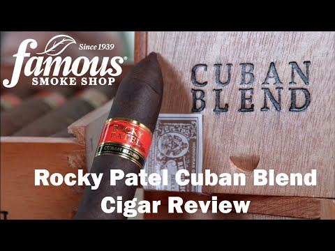Rocky Patel Cuban Blend video
