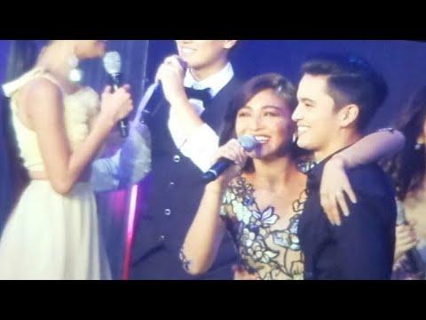 JaDine nag perform sa ABS-CBN Just Love On Christmas Special