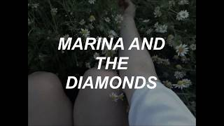 MARINA AND THE DIAMONDS   WEEDS  Español
