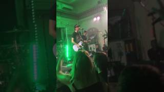 The Girl's A Straight Up Hustler - All Time Low - Bush Hall 9/3/17