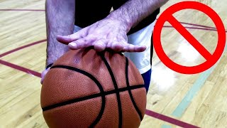 NEVER Lose The Ball AGAIN! How To Dribble A Basketball For Beginners