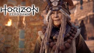 Horizon Zero Dawn - Ep 5 - Mothers Heart (Let's Play Horizon Zero Dawn Gameplay)