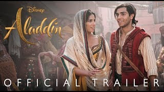 NEW MOVIE ALERT: Disney's Aladdin