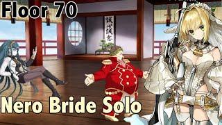 Gaius Julius Caesar  - (Fate/Grand Order) - FGO [NA] Setsubun Floor 70 - Nero Bride Solo VS Cleo+Caesar