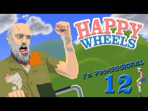 Happy Wheels Part 12 [CZ&SK] - I'm Professional
