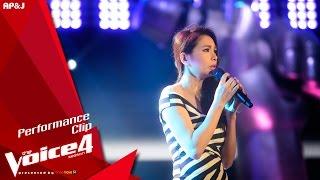 The Voice Thailand - ฝน น้ำฝน - อีกสักครั้ง- 6 Sep 2015