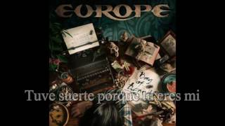 Europe My woman my friend subtitulada español