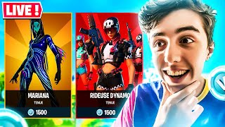 🎁 BOUTIQUE FORTNITE Du 7 Août 2020 ! Code : PowerJumper