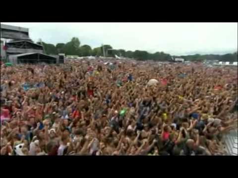 Bruno Mars   The Lazy Song Live At V Festival 2011
