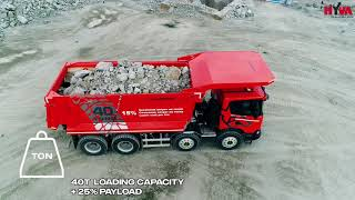 New HD Tipper Scania -KH-Kipper