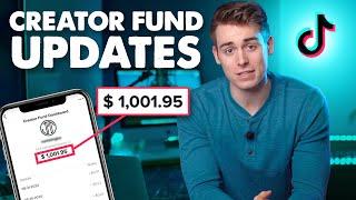 TikTok Creator Fund Updates (Joining Fund, Countries List, & Views Decreasing) | May