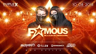 1082018 FAMOUS  Be a star all night long
