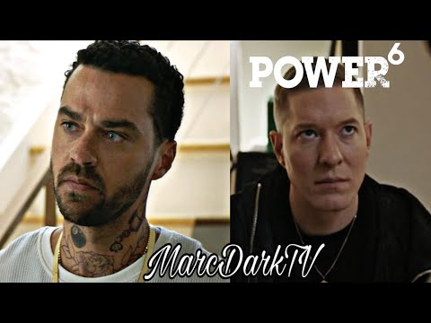 POWER SEASON 6 EXCLUSIVE SCENE RECAP CASH'S DAD KADEEM & TOMMY!!!! LAKEISHA'S BABY DADDY!!!!