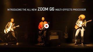 Zoom G6 Video