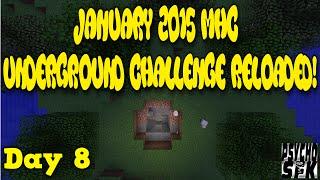 ✦Minecraft MHC January 2015 D8- UnderGround✦