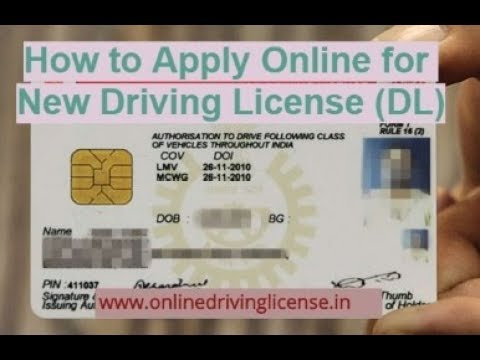 Download How To Apply Driving Licence Online Step By Step In Hindi