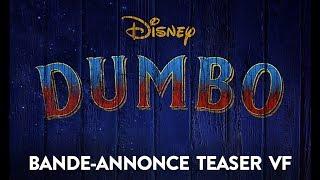 Dumbo | Bande-annonce Teaser VF | Disney BE