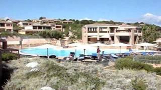 preview picture of video 'Отель Marinedda Thalasso & Spa, Олбия, остров Сардиния, Италия'