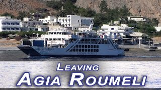 Cruise with Agia Roumeli