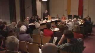 Gemeente Amerongen laatste raadsvergadering 2005